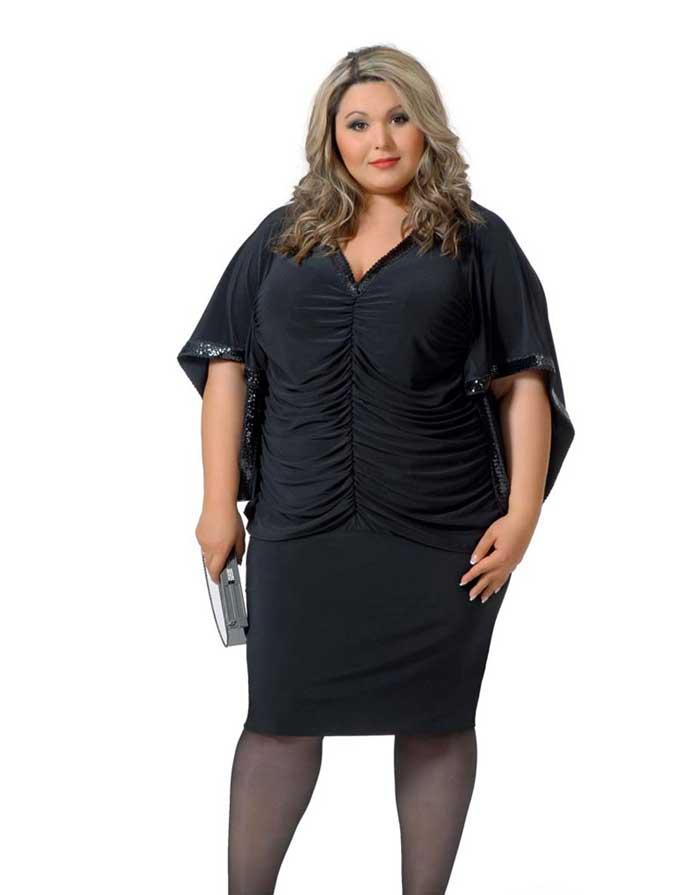 Одежда Для Полных Женщин Дешево Доставка