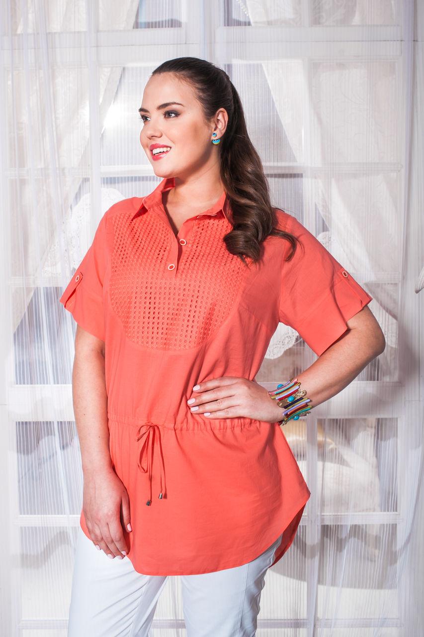 Женские Рубашки И Блузки Больших Размеров В Интернет-Магазине