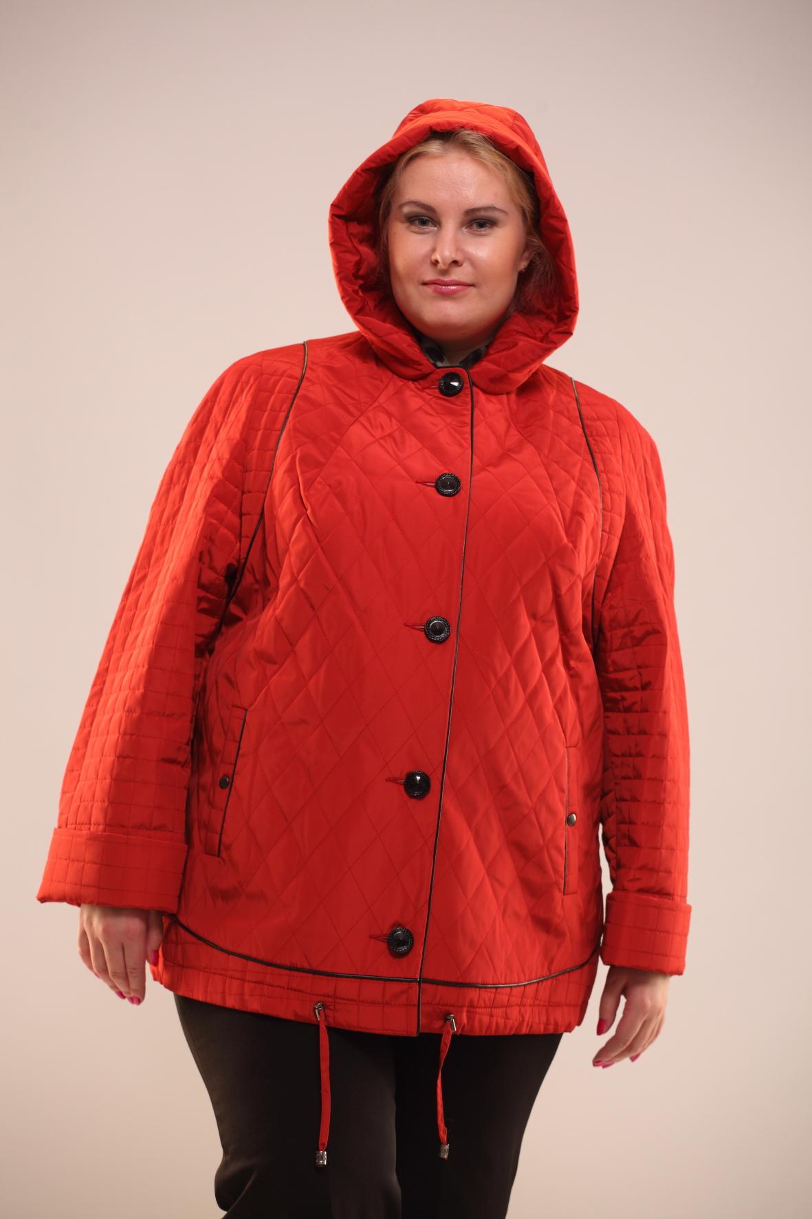 Купить Куртку Женскую Демисезонную Большого Размера В Москве