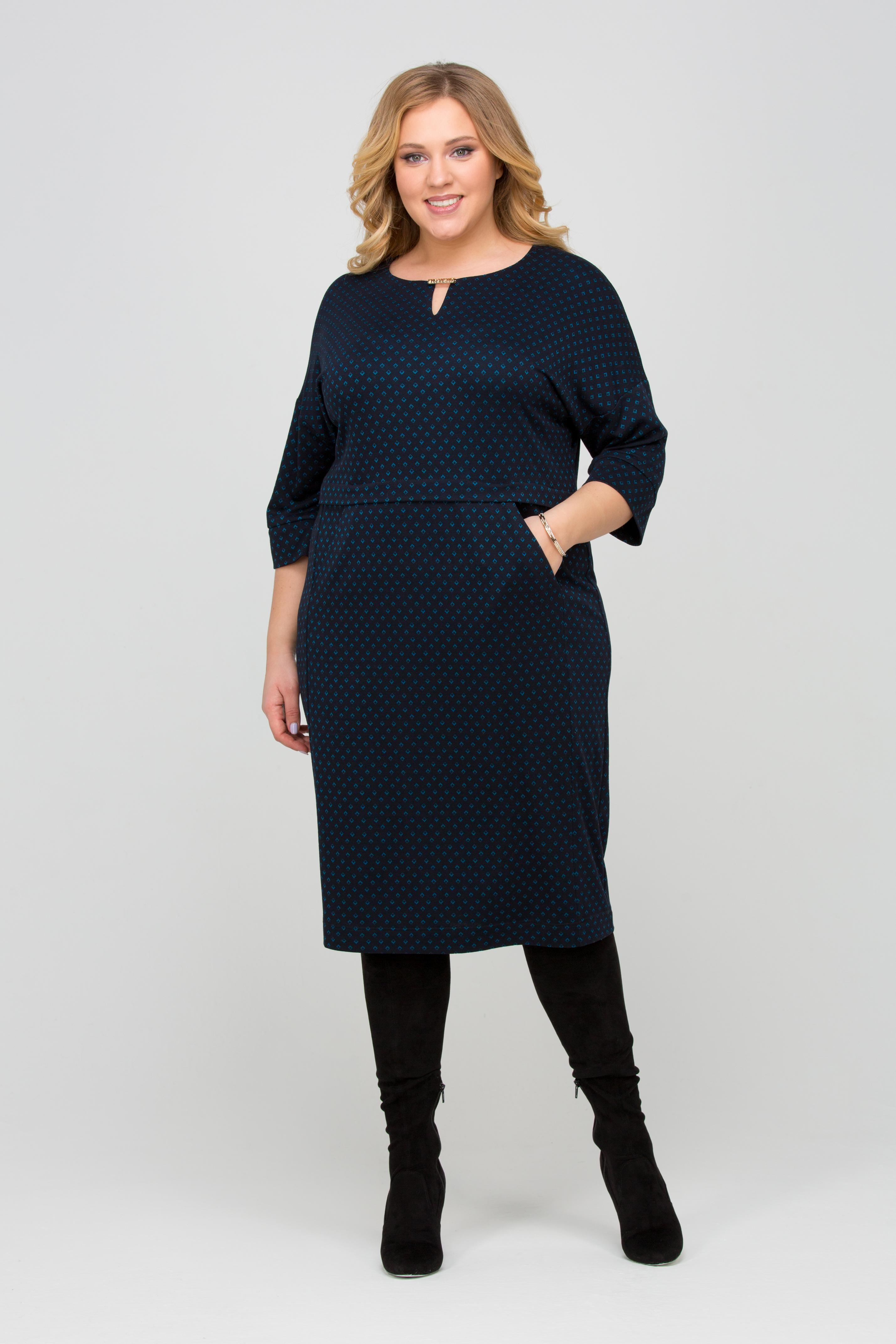 фото стильные платья для полных зима осень волн, улыбки, шум