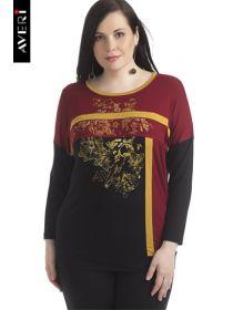 ce69d934cf3 Krasnaya женская одежда Averi больших размеров в интернет-магазине ...