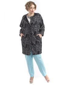 88164468c22 Женские пальто больших размеров - купить в интернет-магазине