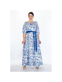 da1d9b0d4ee Raznotsvetnye платья Мадам Софи больших размеров в интернет-магазине ...