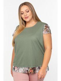 f05e6332329 Блузки Terra больших размеров в интернет-магазине одежды для полных ...