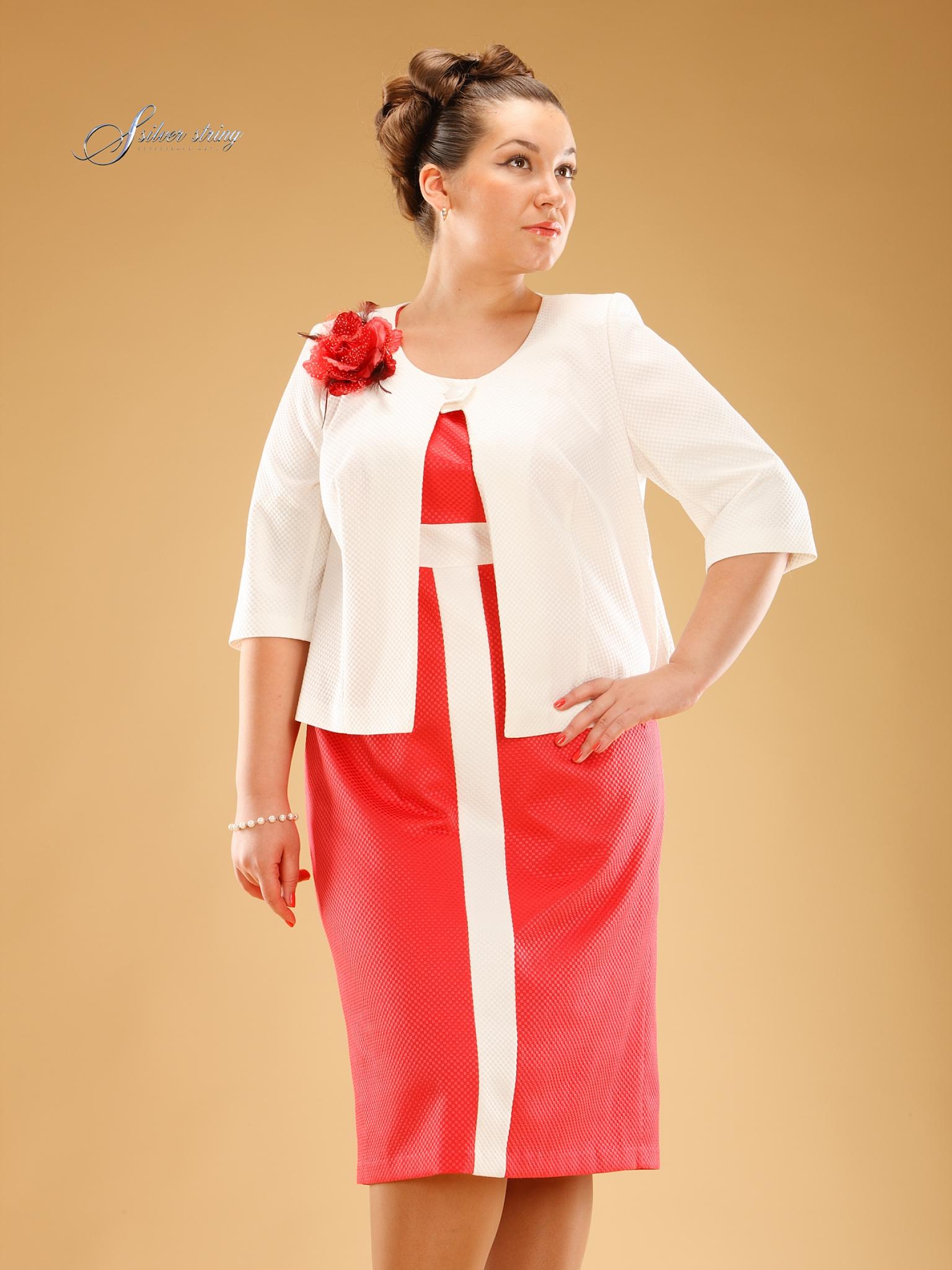 Пошив больших размеров одежды для женщин в